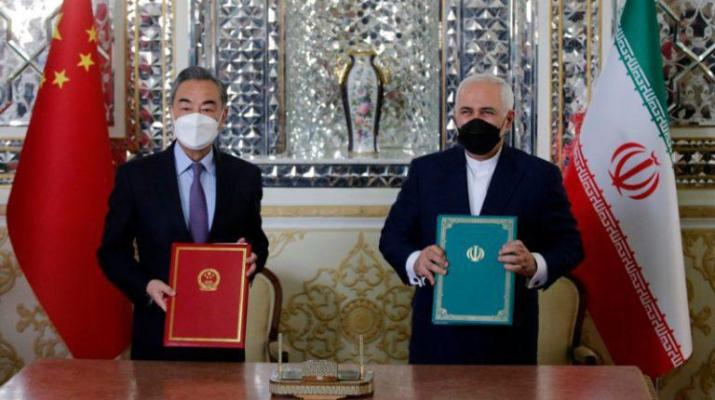 ifmat - With huge Iran Deal China hopes deep pockets further boost influence in Middle East