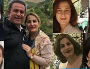 ifmat - 8 Iranian Bahais detained in central Iran in 23rd arrest in April
