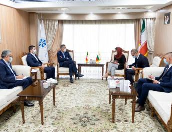 ifmat - Bulgarian companies eager for entering Iranian market