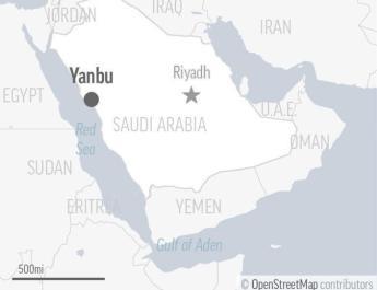ifmat - Explosive-laden drone boat targets Saudi port of Yanbu