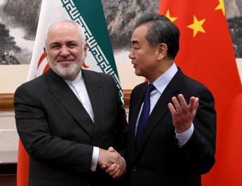 ifmat - Iran-China deal a blow for Tehran regime