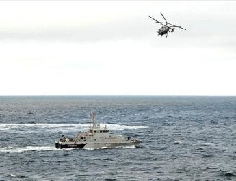 ifmat - Iran and Pakistan hold joint naval drill in Persian Gulf