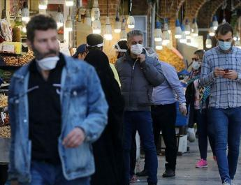 ifmat - Iran coronavirus pandemic is out of control