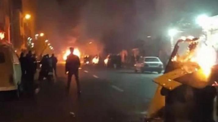 ifmat - Iran crisis will spur protests