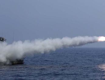 ifmat - Iran is building missile-slinging catamarans