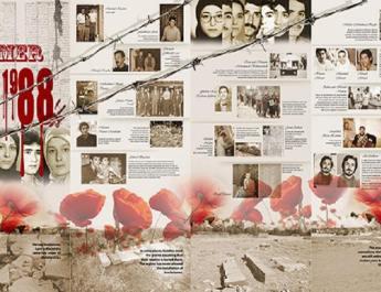 ifmat - Iran regime to destroy 1988 massacre grave