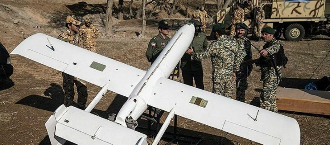 Iran's hand seen in Hamas drone threat against Israel