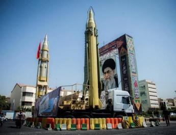 ifmat - Irans missiles and drone arsenal a growing destabilizing threat