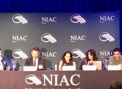 ifmat - Negar Mortazavi and Jafari joined NIAC3