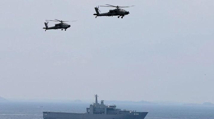 ifmat - Pakistan says naval drill with Iran was unplanned