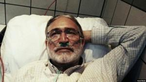 ifmat - Save Nourizad - Iranians launch hashtag to protest torture of prominent dissident