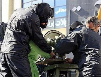 ifmat - Tehran court considers sentencing 5 men to amputation for robbery