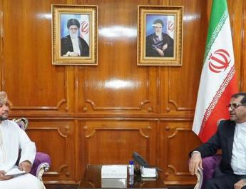 ifmat - Ambassador of Iran hails strong ties with Oman