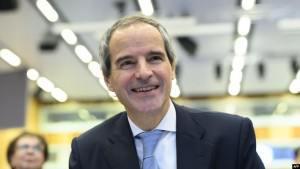 ifmat - IAEA head calls Iran nuclear programme very concerning