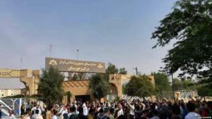 ifmat - Iran arrests 16 Ahwazi Arabs including elderly mother of slain protester