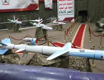 ifmat - Iran says it wants peace with Saudis but sends Houthi drones instead