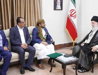 ifmat - Iran talks peace while arming the Yemeni Houthi rebels