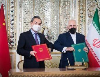 ifmat - Security implications of the Iran-China deal