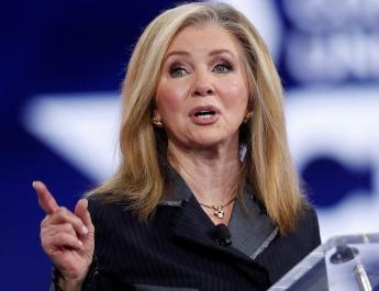 ifmat - Senator Blackburn moves to cut off funds for terrorists targeting Israel