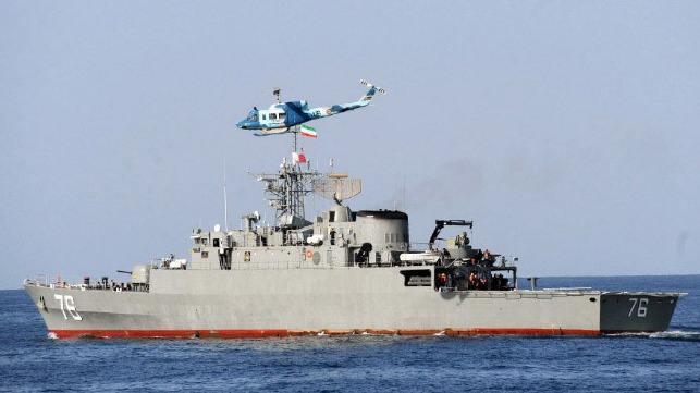ifmat - US officials suspect Iran may send warships to Venezuela amid talks