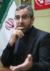 ifmat - Ali_Bagheri_in_Tasnimnews