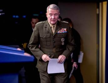 ifmat - Armed groups use of drones in Iraq is concerning says US commander