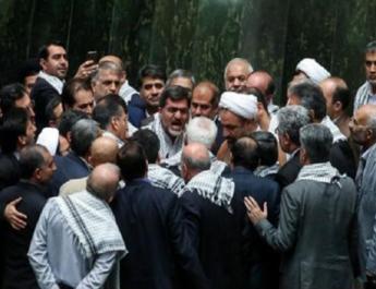 ifmat - Iran Infighting Increases - Media Warns of Major Protest