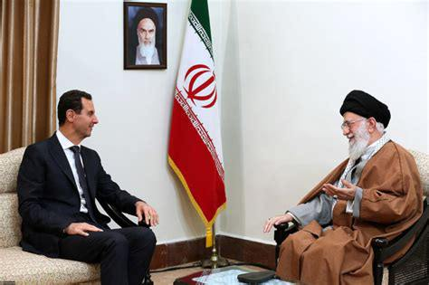 ifmat - Iran race to loot Syria and earn back its losses from the decade long war