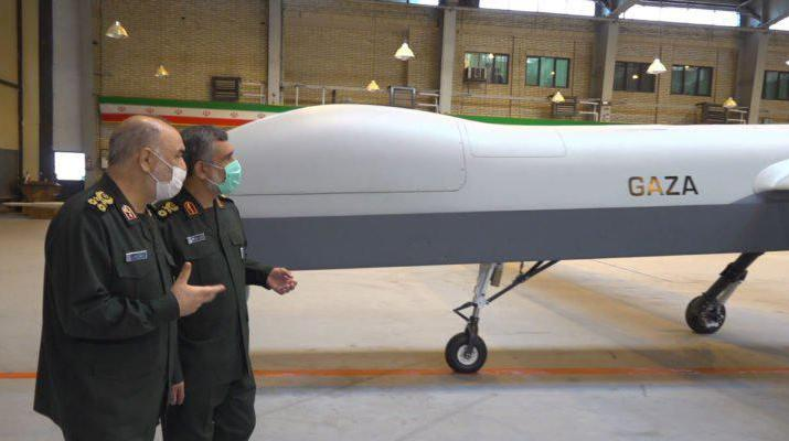 ifmat - Iranian drone can fly 7000 km says top general