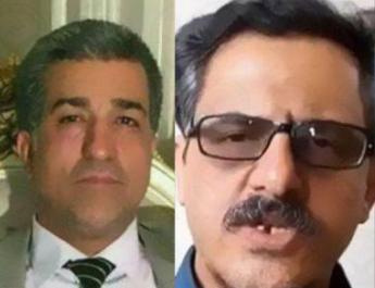 ifmat - Political prisoners Mohammad Hossein Sepehri and Kamal Jafari Yazdi beaten in Valkilabad Prison
