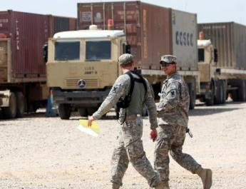 ifmat - Rockets target US Troops and contractors in Iraqi military bases