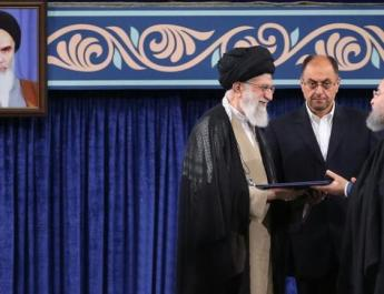 ifmat - Vahid Haghanian - Ali Khamenei lackey comes out of obscurity