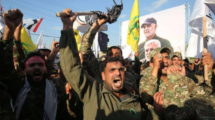 ifmat - Iran Revolutionary Guards smuggle foreign fighters into Yemen