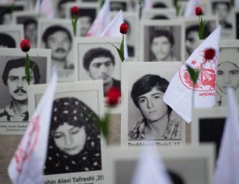 ifmat - Iran mass murderers must face trial