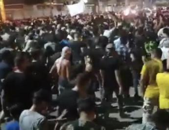 ifmat - Iran oil-rich Khuzestan hit by fifth night of protests over water shortage