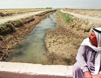 ifmat - Iran using water as a weapon against Iraq