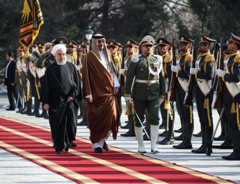 ifmat - Qatar accused of funding Iranian terrorist organization IRGC