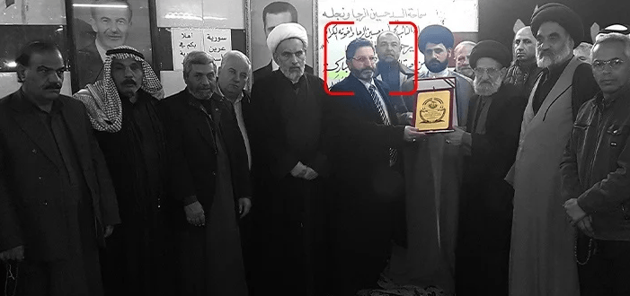 ifmat - Al-Raja receives a special commendation from the al-Nujaba movement, whose Facebook page has since been pulled down