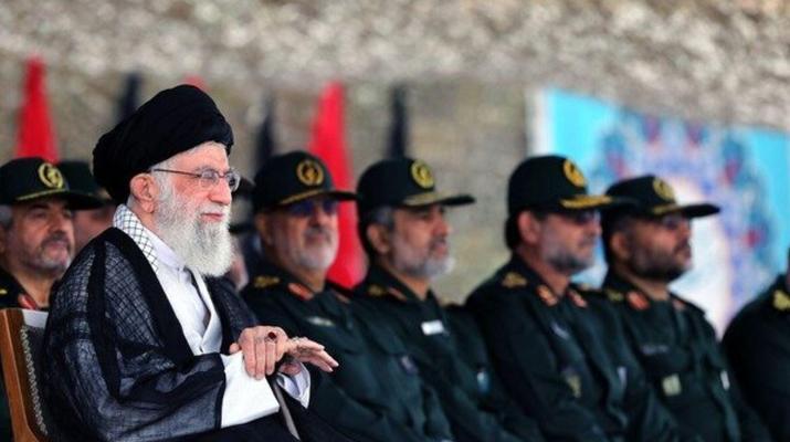 ifmat - IRGC Iron fist in Iran expedites the collapse of Islamic Republic