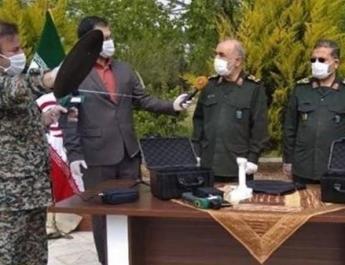 ifmat - IRGC chief demands anti-Covid jihad as Iran vaccine supplies run low