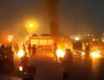 ifmat - Iran experienced 3719 Protests In July