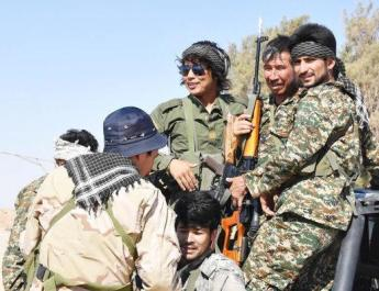 ifmat - Iran sectarian proxy war in Afghanistan after US withdrawal
