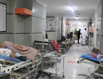 ifmat - Khamenei vaccine ban leads to overcapacity hospitals and cemeteries in Iran