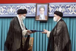 ifmat - Raisi endorsement ceremony reflective of insider politics