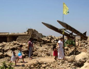 ifmat - South Lebanon missiles carry an Iranian message