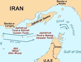 ifmat - UAE Iran must negotiate over occupied islands