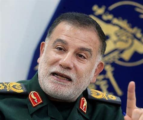 ifmat - Iran general says US better leave region before being expelled