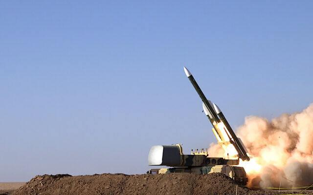 ifmat - Iran touts successful test of anti-missile defense system