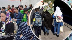 ifmat - Iranian women are treated as second-class citizens