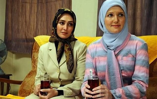 ifmat - New Iranian TV censorship rules ban women from eating pizza or wearing leather gloves on screen